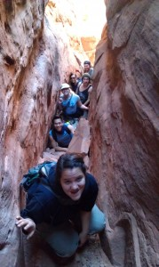 Rev5 Class of 2012 - Canyoneering