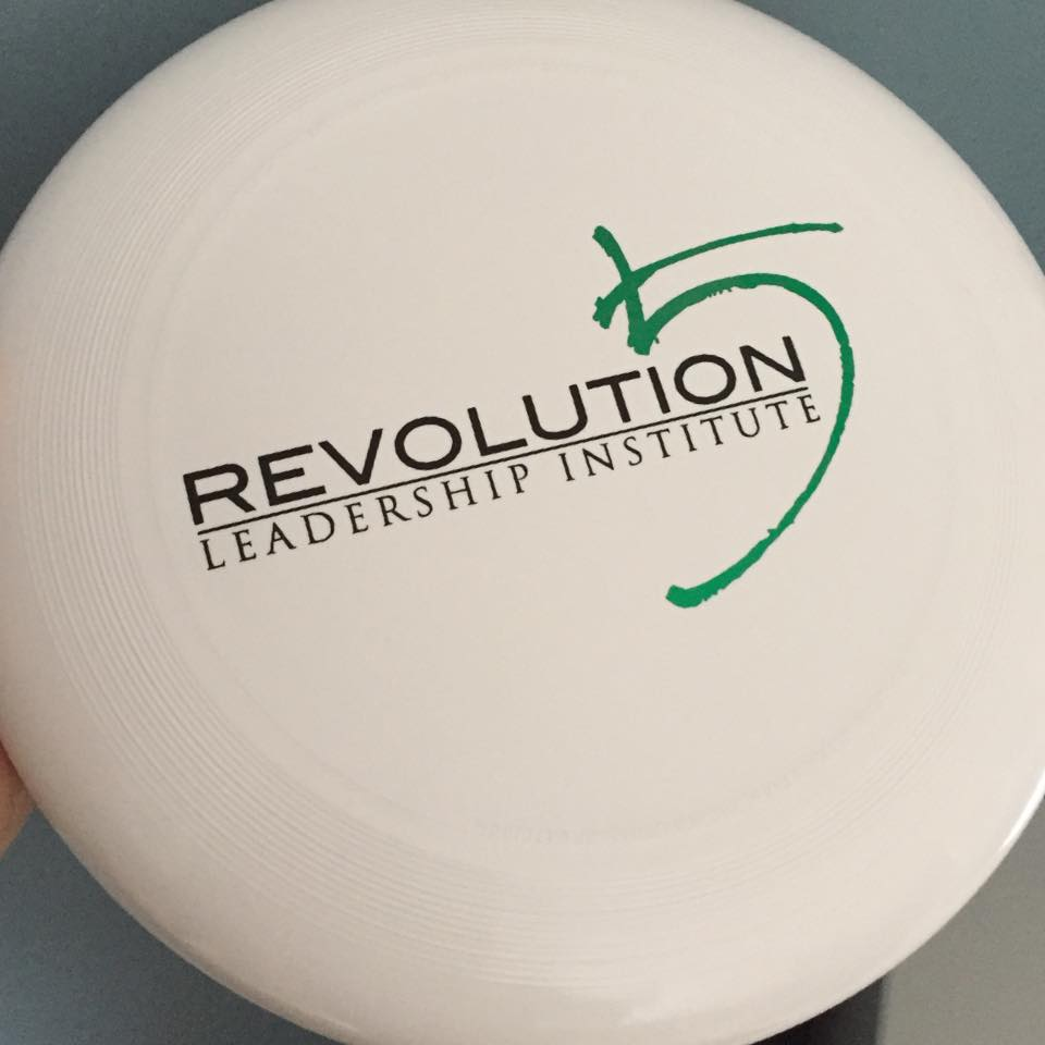 Rev5 Ultimate Frisbee